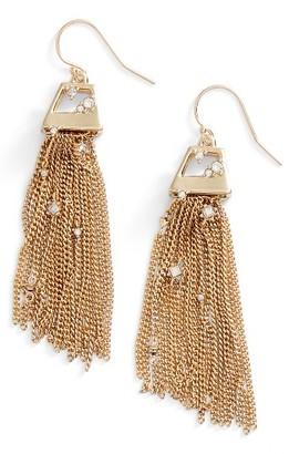 Women's Alexis Bittar Tassel Drop Earrings $195 thestylecure.com