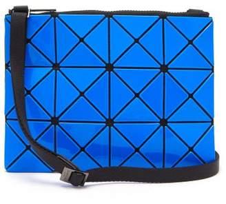 Bao Bao Issey Miyake Lucent Cross Body Bag - Womens - Blue Multi
