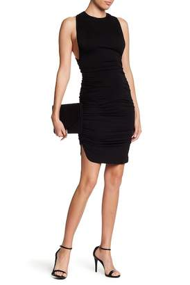 Couture Go Racerback Ruched Dress