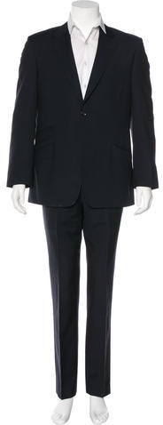 Paul SmithPaul Smith Wool Pick-Stitch Suit