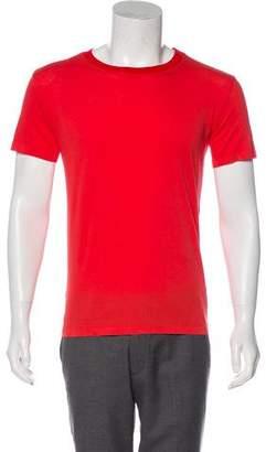 CNC Costume National Crew Neck T-Shirt