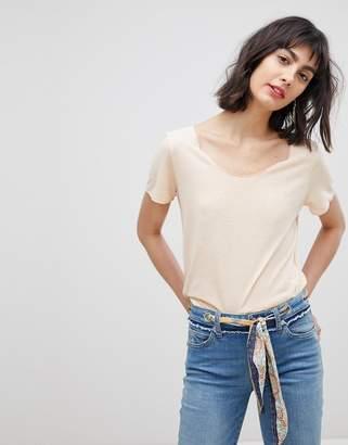 Vero Moda Round Neck T-Shirt