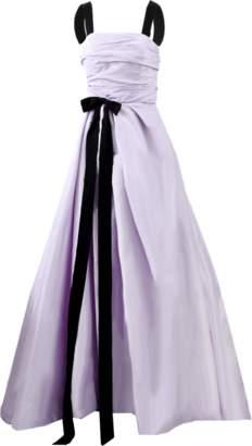 OSCAR DE LA RENTA Silk Taffeta Ball Gown $5,890 thestylecure.com