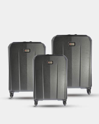 Echolac London Hard Side 3 Piece Set Luggage