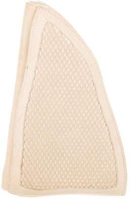 Maison Margiela Leather-Trimmed Snakeskin Wallet