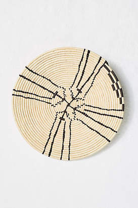 All Across Africa Sanaa Raffia Hanging Basket