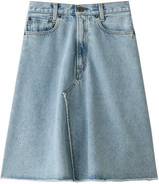 MADISONBLUE (マディソンブルー) - マディソンブルー 5ポケットショートスカート