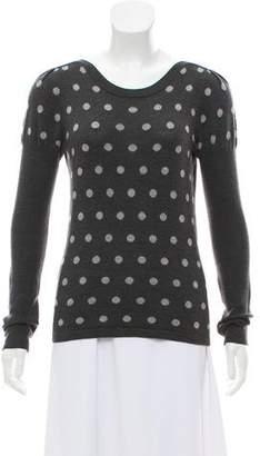 Sonia Rykiel Sonia by Wool Long Sleeve Top