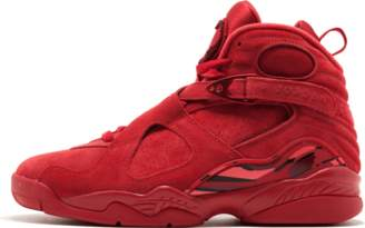 Jordan Womens Air 8 Retro 'VALENTINE'S DAY' - Gym Red/Ember Glow