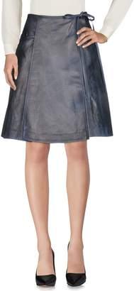 Valentino Knee length skirts - Item 35376068DR