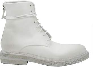 Marsèll Leather Army Boot