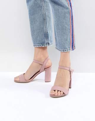 New Look 2-Part Block Heel Sandal