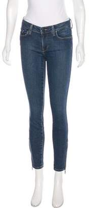 Genetic Los Angeles Mid-Rise Skinny Jeans