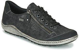Remonte Dorndorf R1402-04 women's Shoes (Trainers) in Black