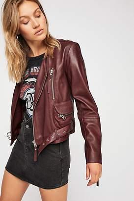 Victory Leather Moto Jacket