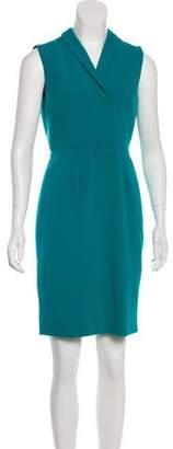 Calvin Klein Sleeveless Knee-Length Dress