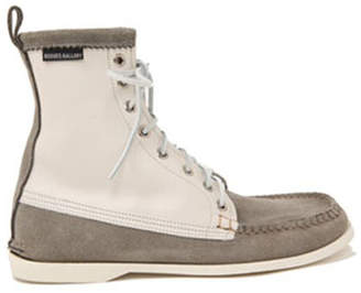 Rogues Gallery Suede Leather Deck Boot