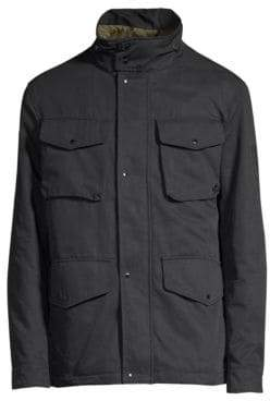 Strellson Swiss Cross 15TH Anniversary Downtown Parka