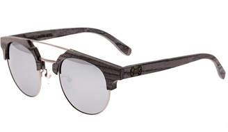 Earth Wood Unisex Kai 40Mm Polarized Sunglasses