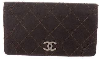 Chanel Outdoor Ligne Wallet