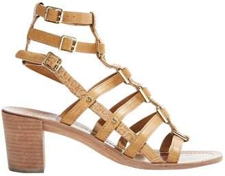 Tory Burch Leather sandal