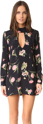 Flynn Skye Leah Mini Dress $158 thestylecure.com