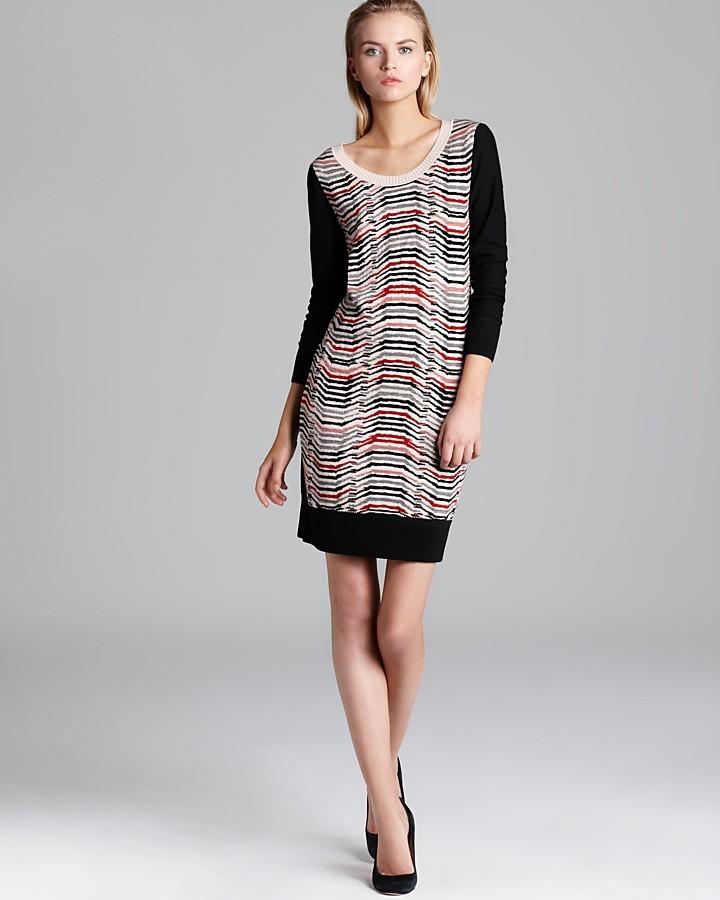 Sonia Rykiel Dress - Zebra Jacquard