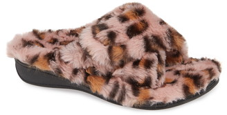 Vionic Relax Plush Slipper