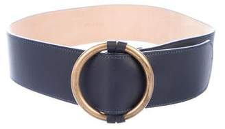 St. John Leather Waist Belt