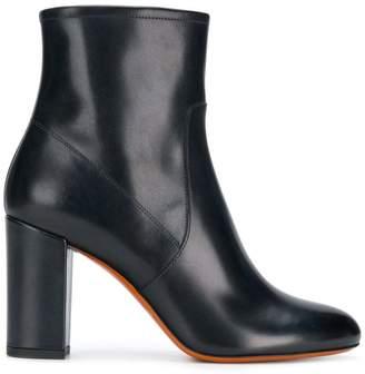 Santoni heeled ankle boots