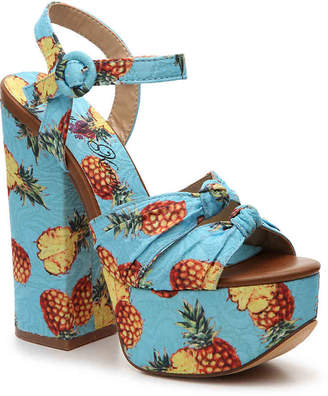 Penny Loves Kenny Scat Platform Sandal - Women's