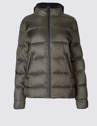 """Marks and Spencer Double Layer Padded Jacket with Stormwearâ""""¢"""