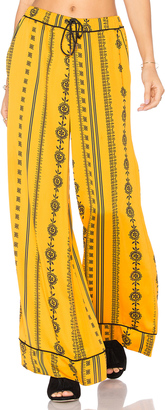 House of Harlow x REVOLVE Joni Pants $168 thestylecure.com
