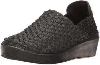 Bernie Mev. Women's Smooth Cha Slip-On Loafer