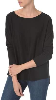 NYDJ Split Back Sweater