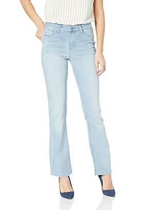 Fly London Laurie Felt Women's Silky Denim Baby Bell Jeans with Zipper