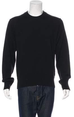 Dolce & Gabbana Virgin Wool Crew Neck Sweater