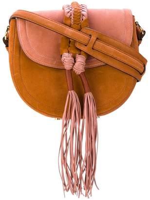 Altuzarra braided detail saddle bag