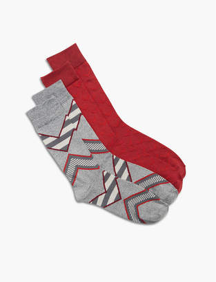 Lucky Brand 2 PACK STRIPE SOCKS