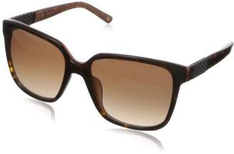 Escada Sunglasses Women's SES309M5509QA Square Sunglasses