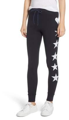 Sundry Stars & Hearts Skinny Sweatpants