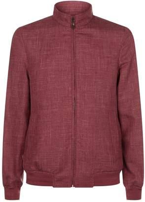 Pal Zileri Wool Blouson Jacket