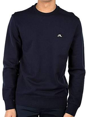 J. Lindeberg Men's Small Bridge Logo Sweatshirt