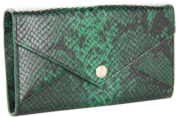 Rebecca Minkoff - Wallet On A Chain (Teal) - Bags and Luggage