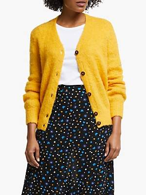 Collection WEEKEND by John Lewis Blouson Sleeve V-Neck Cardigan