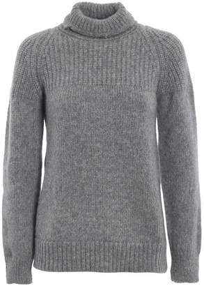 Dondup Turtle Neck Knit Sweater
