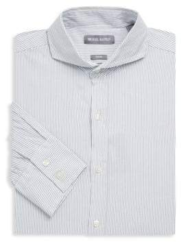 Michael Bastian Washed Striped Dress Shirt