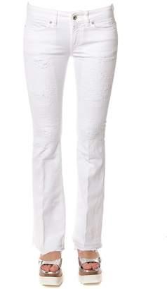 Dondup Neon Cotton Pants