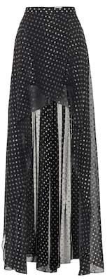 Elie Saab Embellished maxi skirt