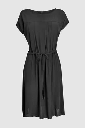 Next Womens Lime Drawstring T-Shirt Dress